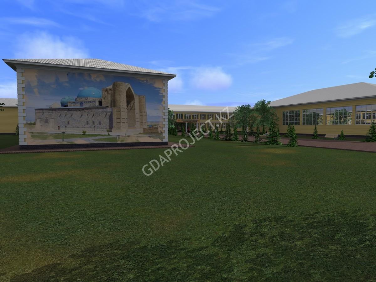 Алматинский строительно-технический колледж в г. Алматы