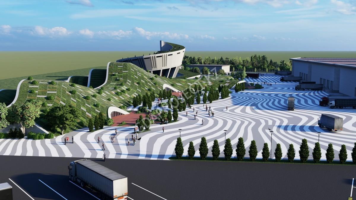 Логистический Комплекс в г. Алматы
