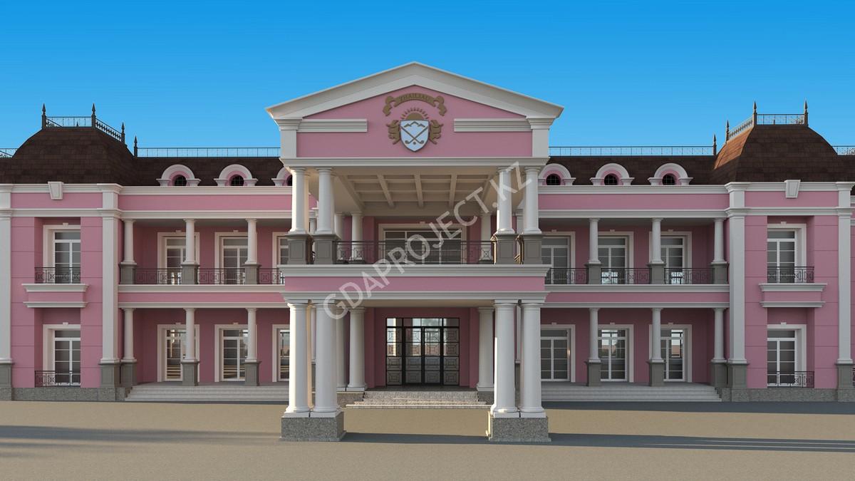 Гольф клуб Жайлау в г. Алматы