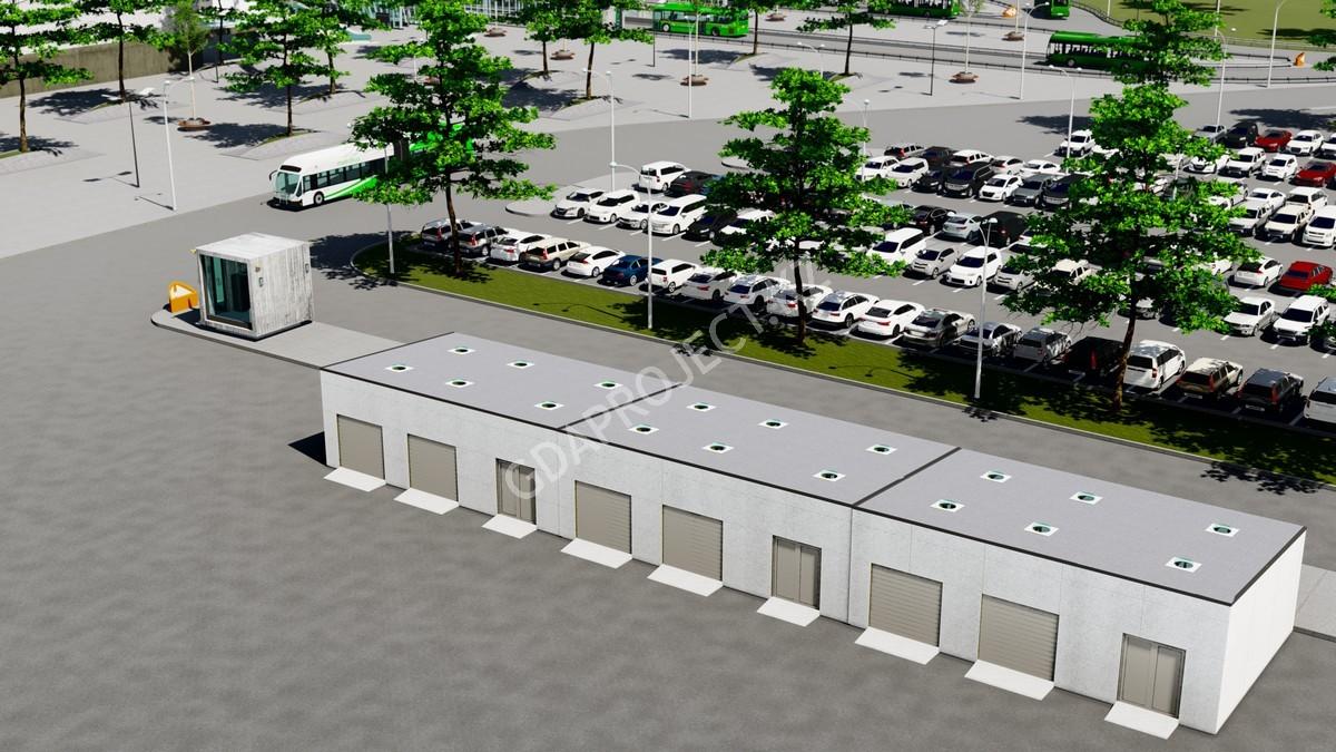 Новый автовокзал Восточный по Кульджинскому тракту