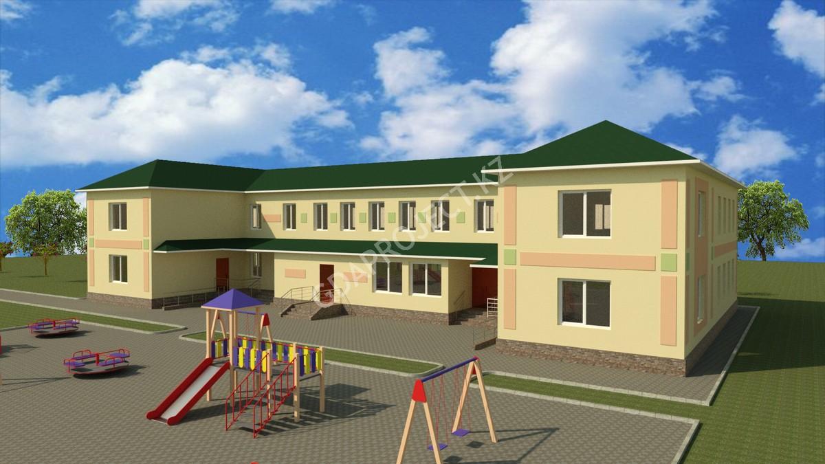 Сейсмоусиление с восстановительными работами и капитальный ремонт здания ясли-сада №71