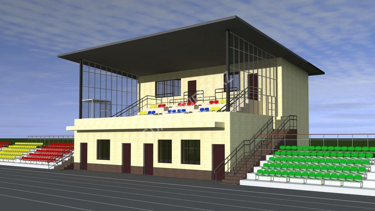 Разработка проектно-сметной документации на реконструкцию стадиона